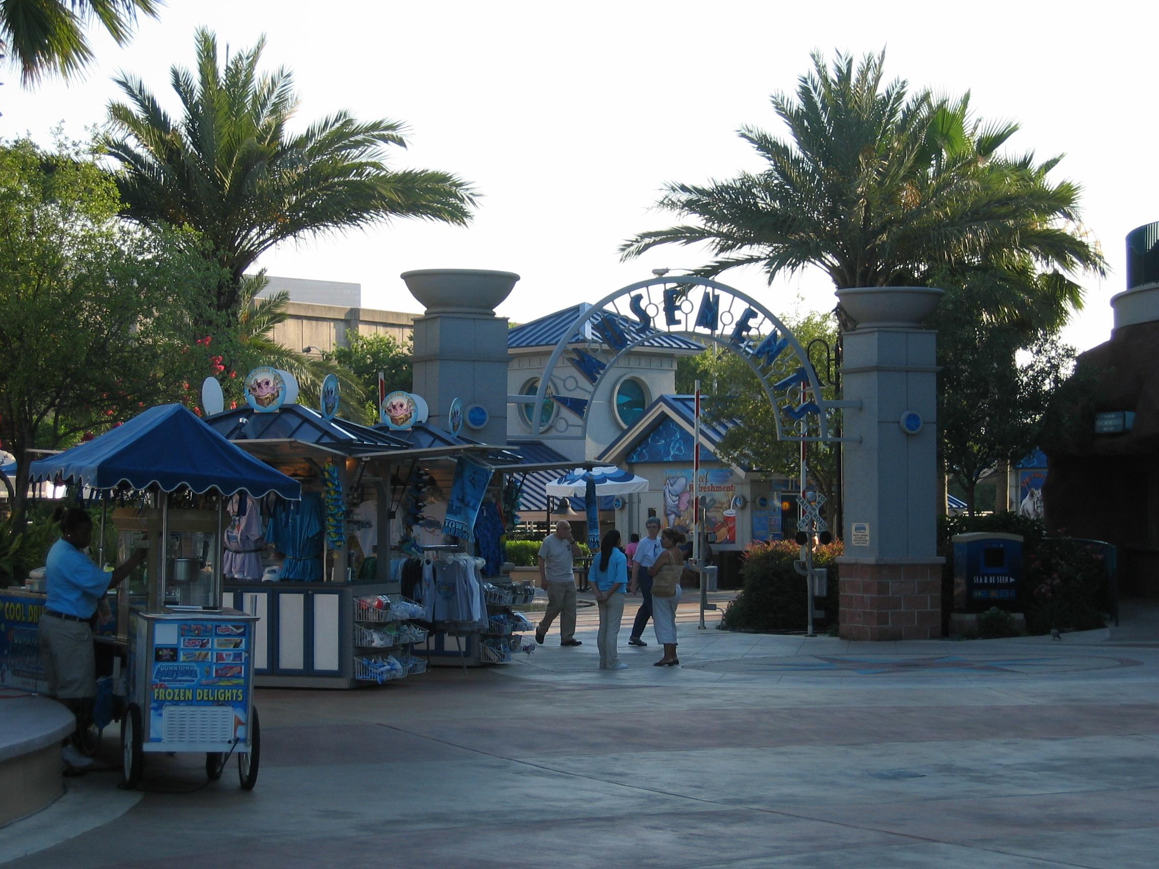 Image Aquarium Restaurant Amusement Park