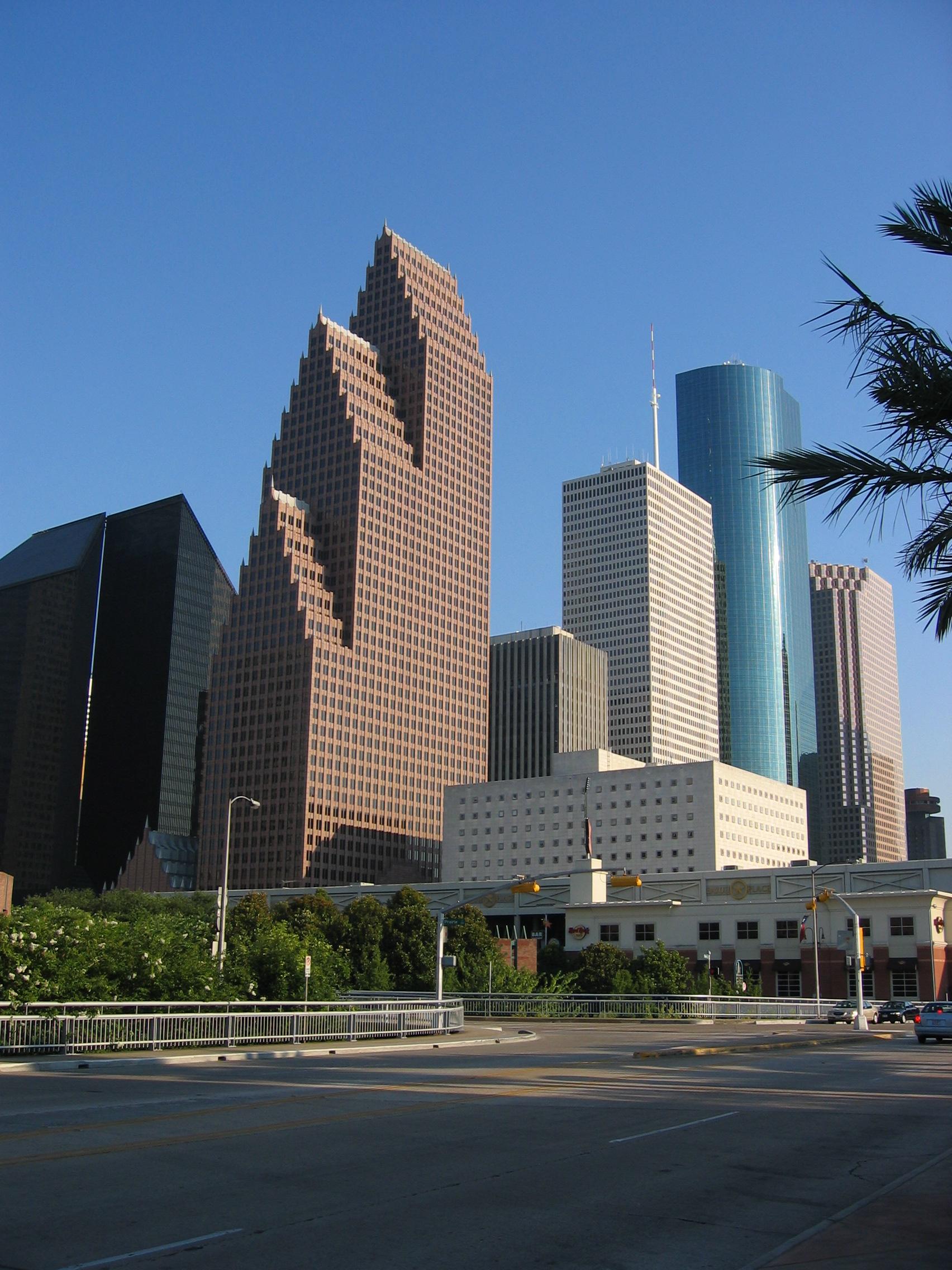 Image Downtown Houston