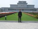 Me at Kumsusan Palace of the Sun